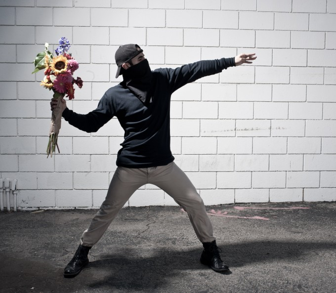 You are not Banksy: Nick Stern